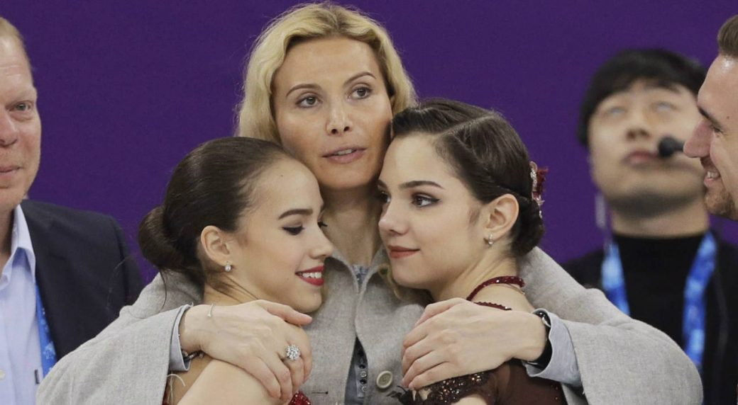 Russian skating star Medvedeva joins Canadian coach Orser