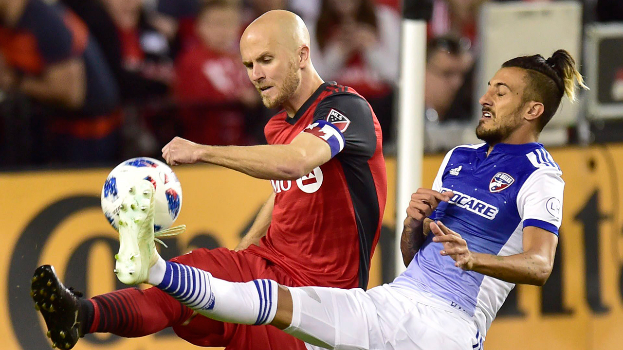 Ailing Toronto FC loses to FC Dallas, can't get on track