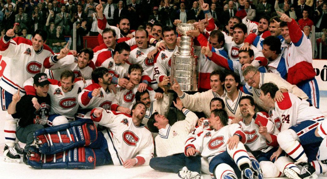 054cd790287 Celebrating the Canadiens  1993 Stanley Cup - Sportsnet.ca