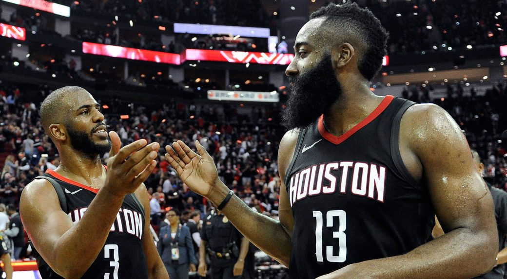 CP3, Rockets Reach Conference Finals With Win Over Jazz