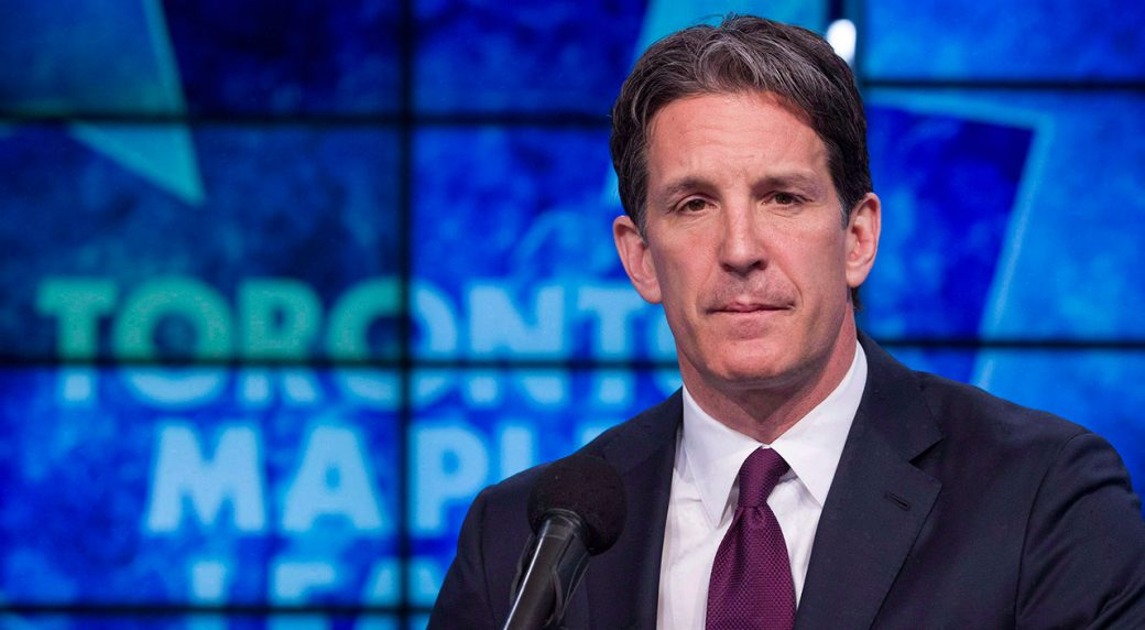 Leafs ink Shanahan to six-year extension