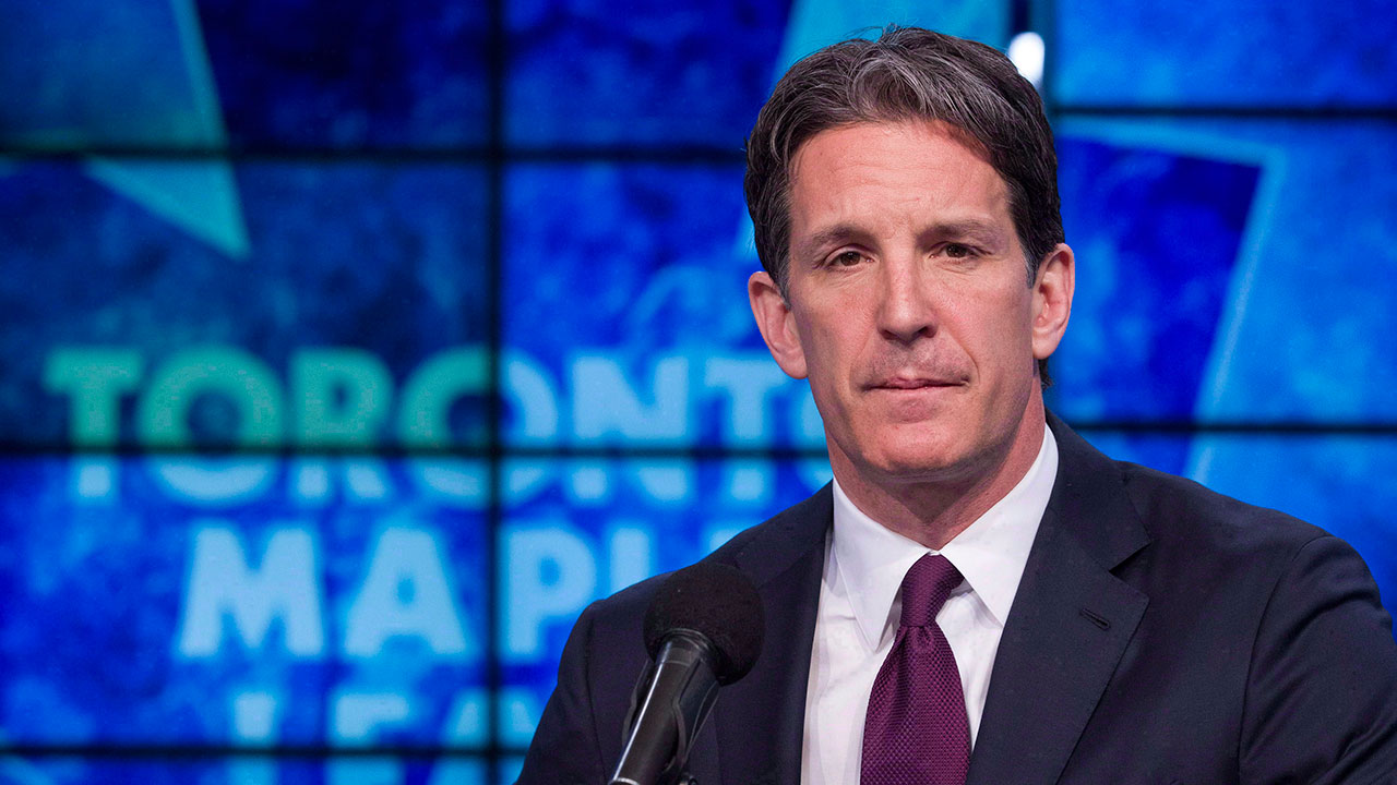 Maple Leafs sign president Brendan Shanahan to six-year extension. #Leafs