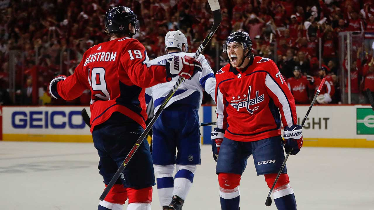 Capitals hold off Lightning to force Game 7 in Eastern Conference Final 1f07520f754