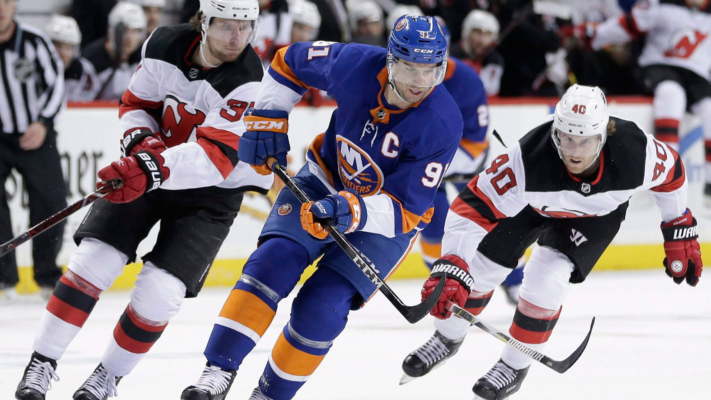 Report: Tavares to meet with 5 teams during NHL interview period
