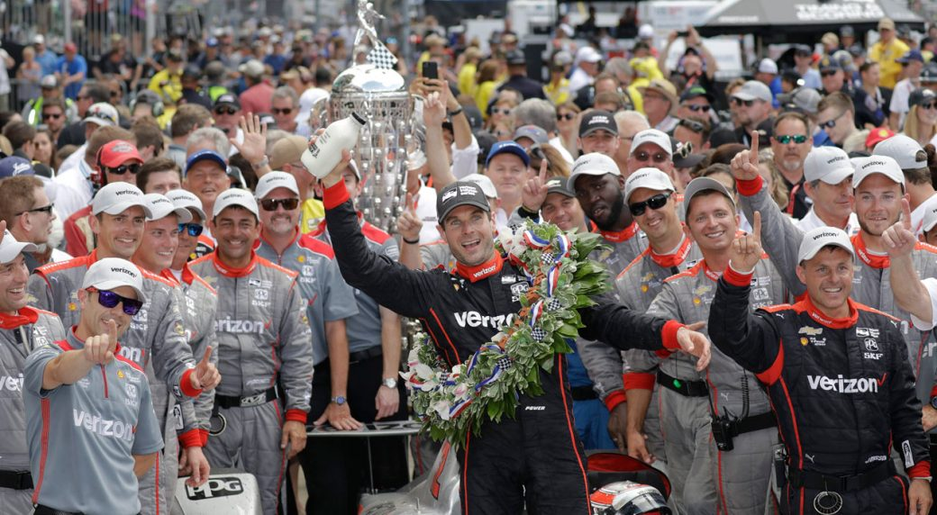 Will Power finally wins the Indy 500