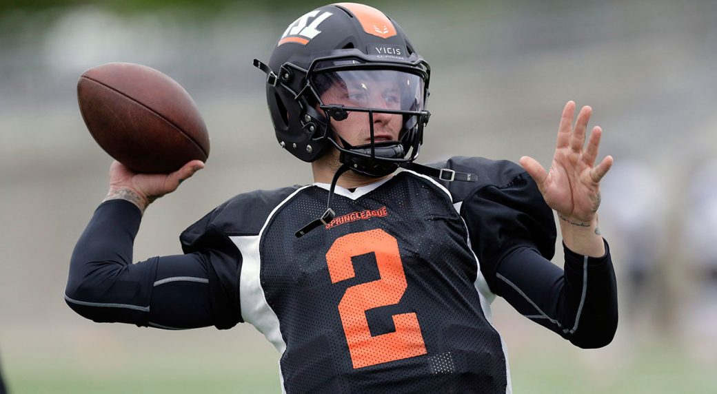 010a58f11 Johnny Manziel has first practice with Hamilton Tiger-Cats ...