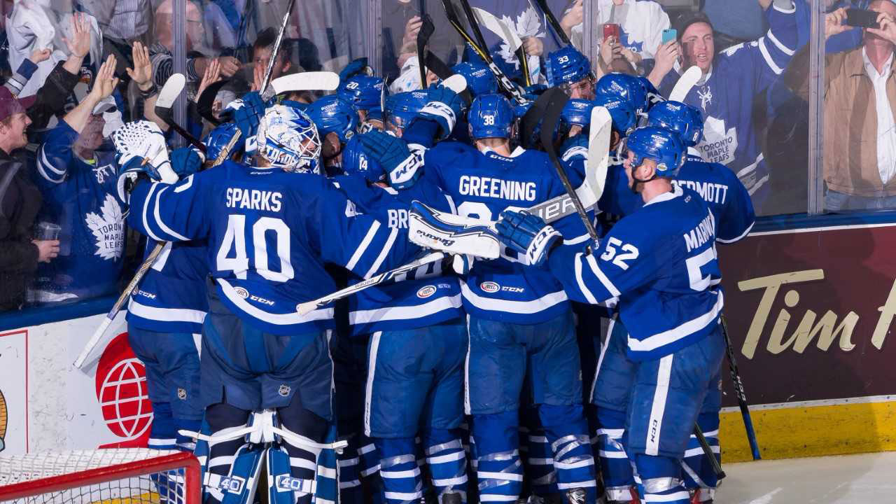 Marlies leaning on strength in numbers to win Calder Cup - Sportsnet.ca