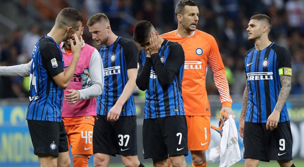 Inter boss Spalletti refusing to play blame game in damaging loss
