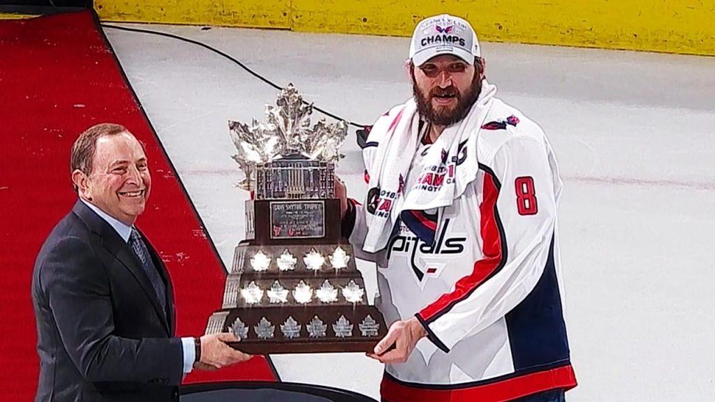 Alex Ovechkin awarded Conn Smythe Trophy - Sportsnet.ca b728937edd