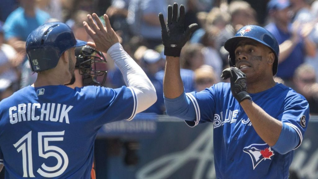 Granderson Has Career High Six RBIs To Power Blue Jays Past Orioles