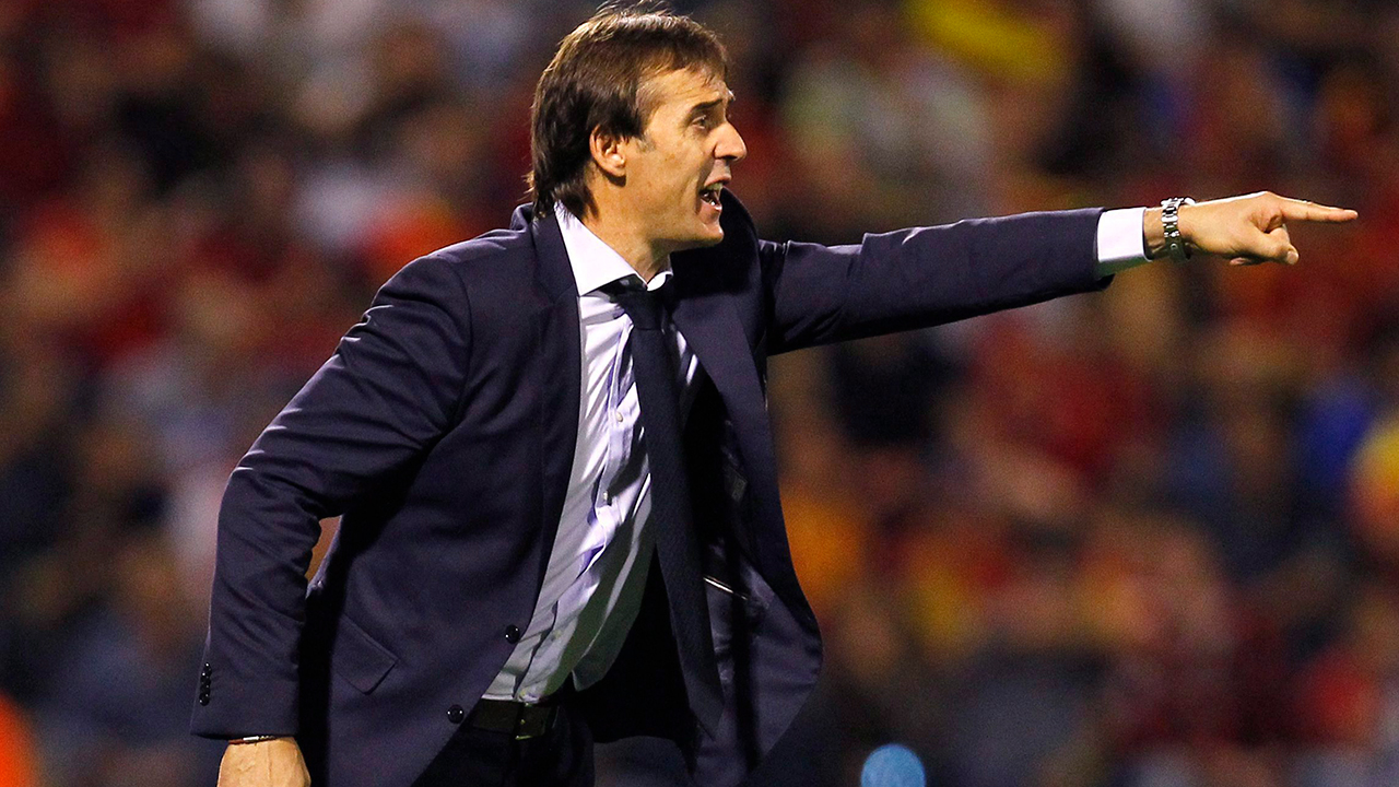 Spain fires coach Lopetegui two days before World Cup opener