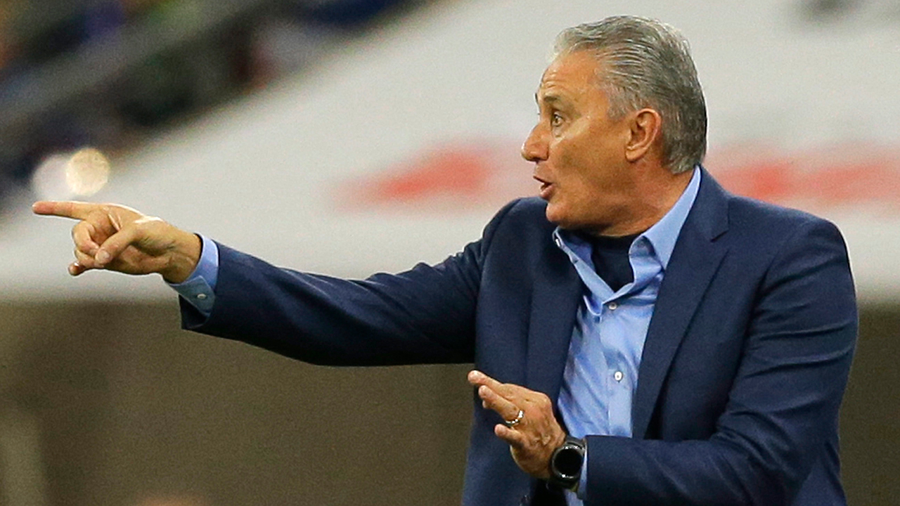 Why new coach Tite is Brazil's X-factor at 2018 World Cup