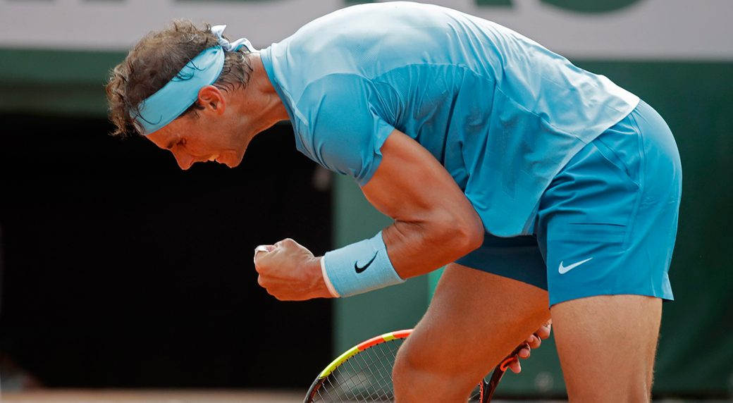 This one goes to 11: Nadal beats Thiem for French Open title