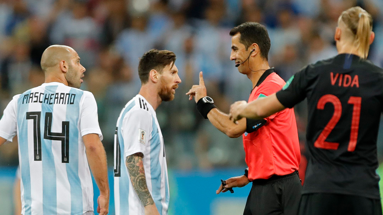 Plenty of blame to go around for Argentina's poor World Cup showing