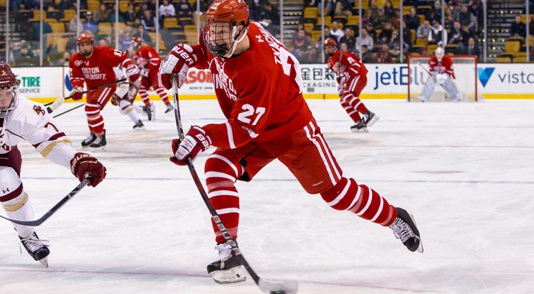 Prospect Of Interest  The 411 on Senators pick Brady Tkachuk ... b44a2b1ff