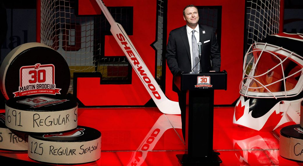 5289cff2d Martin Brodeur returns to Devils as executive vice-president ...