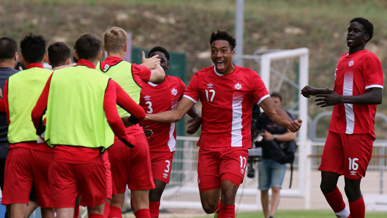 Four things we learned about Canada at Toulon Tournament