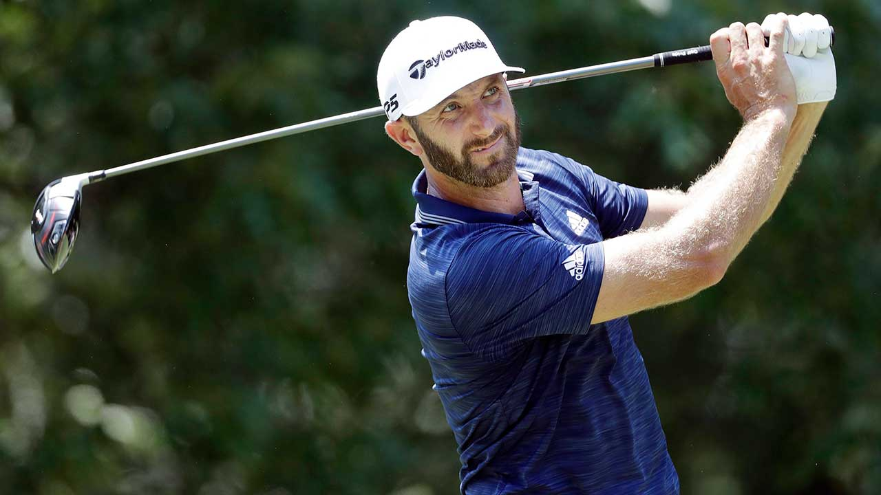 Dustin Johnson the betting favourite on 2018 U.S. Open odds