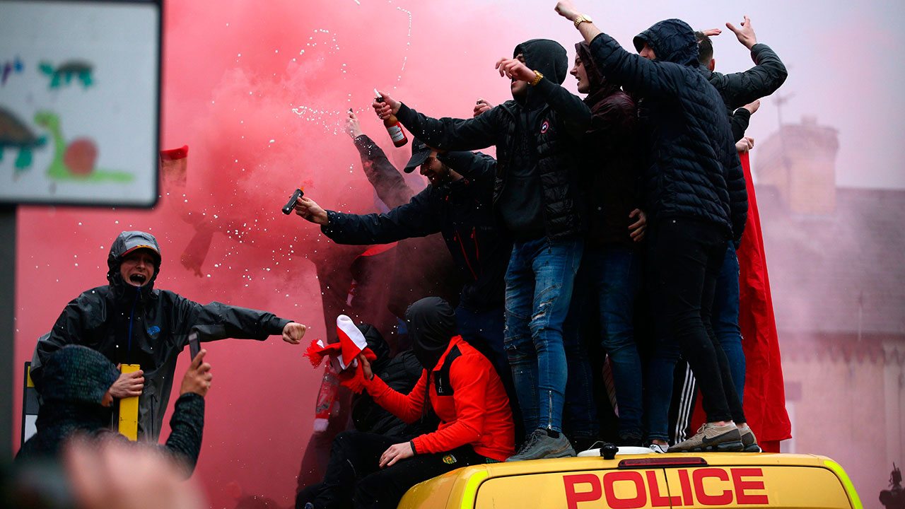UEFA punishes Roma, Spartak, Athletic Bilbao for fan clashes