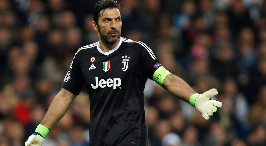 PSG officially signs legendary goalkeeper Gianluigi Buffon ... 0a719d9ba