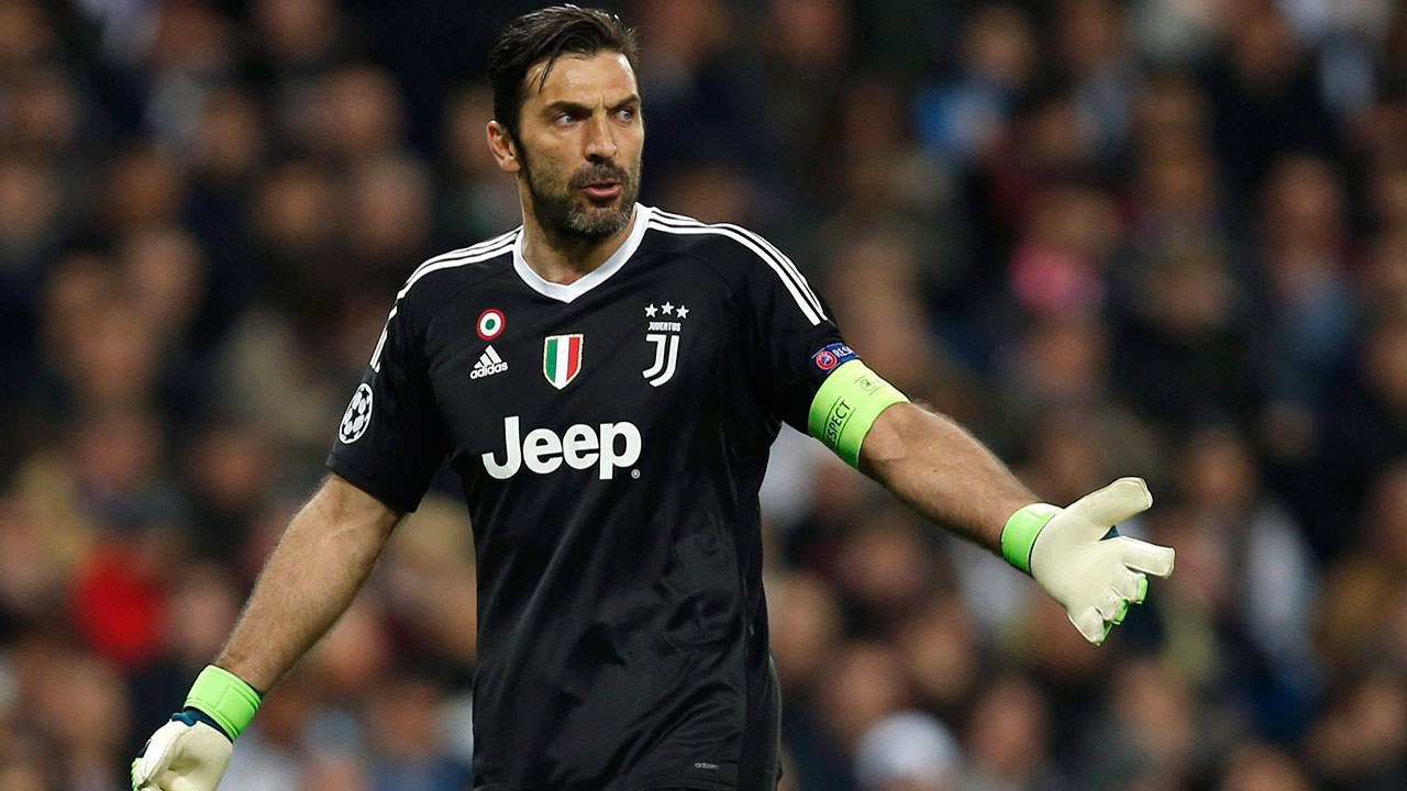 PSG officially signs legendary goalkeeper Gianluigi Buffon
