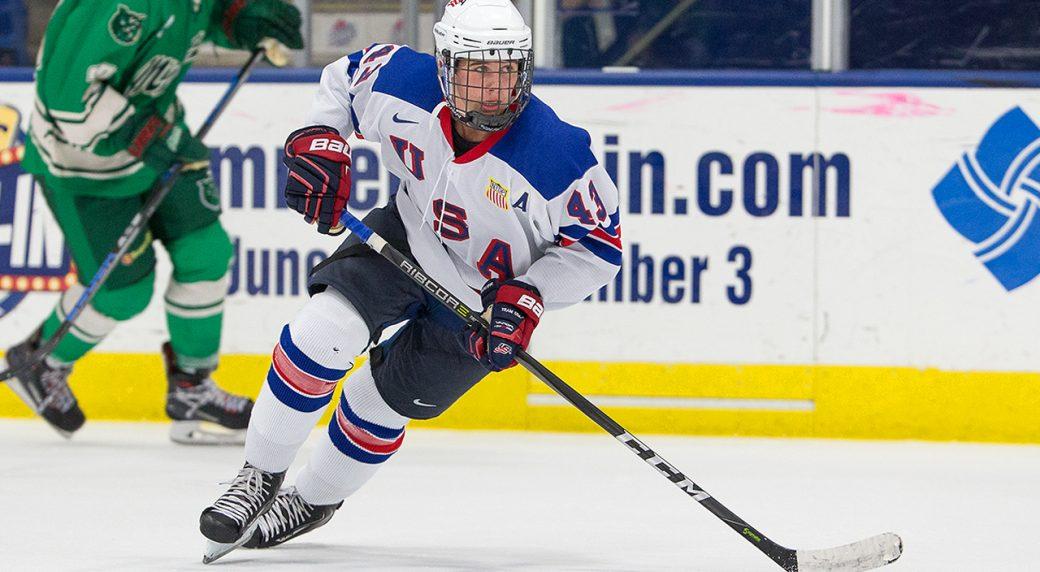WJC: Jack Hughes Headlines Team USA Preliminary Roster For World Juniors