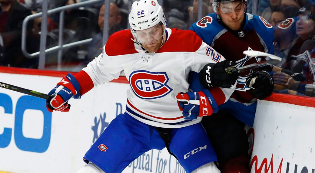 Sale Blu Di Persia Wikipedia : Canadiens alzner drawing motivation from forgetful