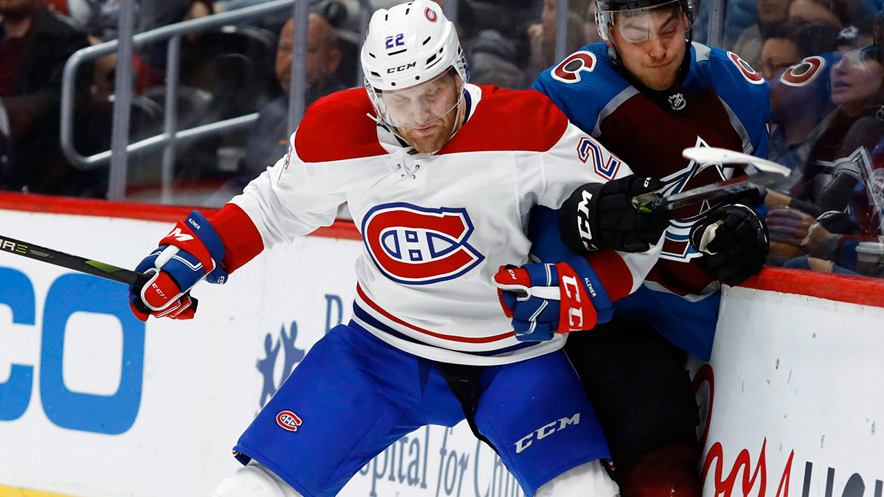 Canadiens place defenceman Karl Alzner on waivers