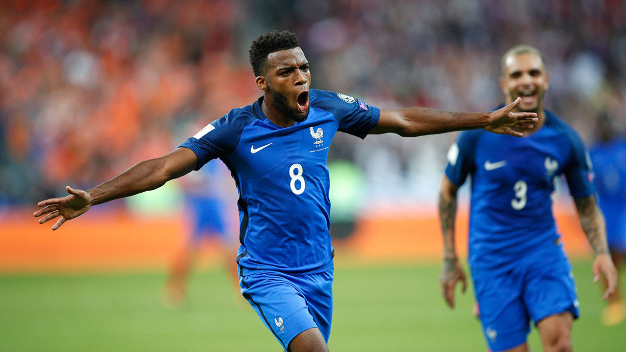 Atletico reaches deal to sign France international Lemar
