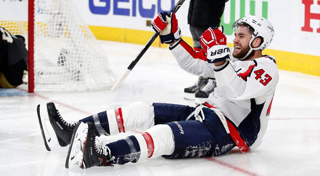 bf0b6ffbb Capitals sign Tom Wilson to huge six-year contract - Sportsnet.ca