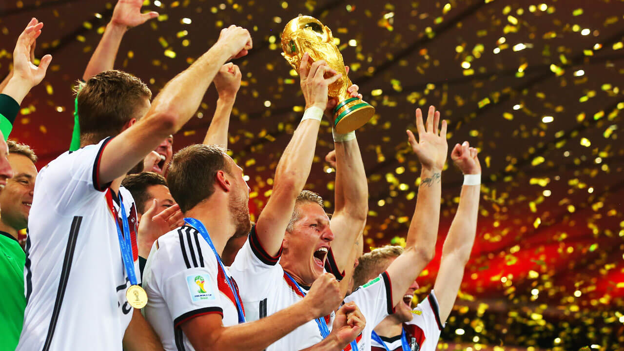 Ranking the Top 10 World Cup teams of all-time