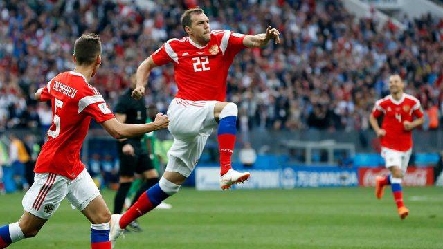 artem-dzyuba-celebrates-russias-goal-at-world-cup