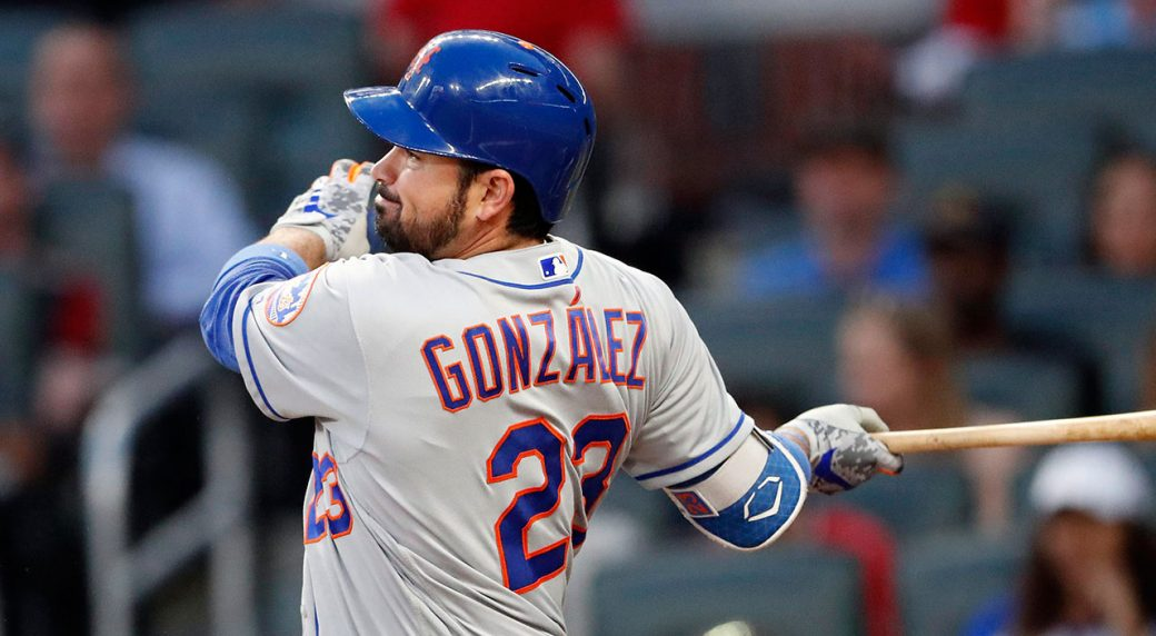 Mets release Adrian Gonzalez, call up Dominic Smith