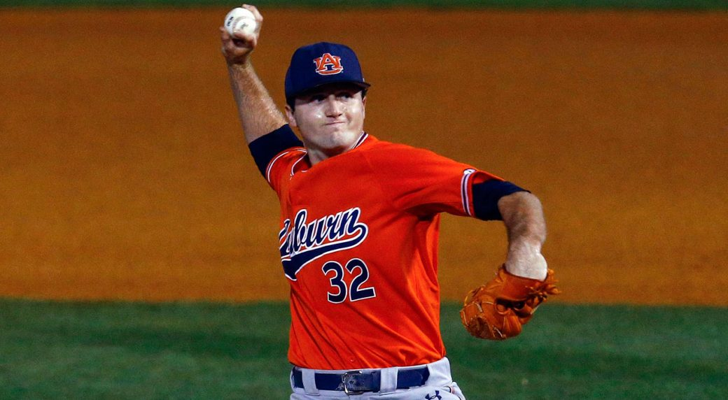Tigers pick Rogers Clemens' son on Day 2 of draft