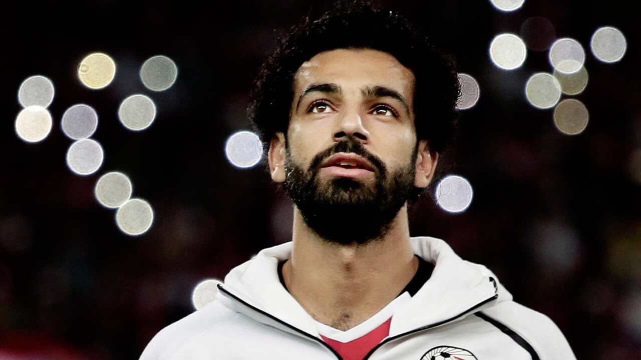 Mohamed Salah looking to leave mark at World Cup