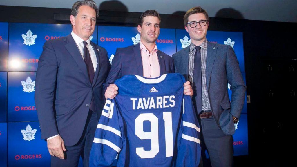 Tavares signing makes Maple Leafs Stanley Cup favourites - Sportsnet.ca 86b8c2f79