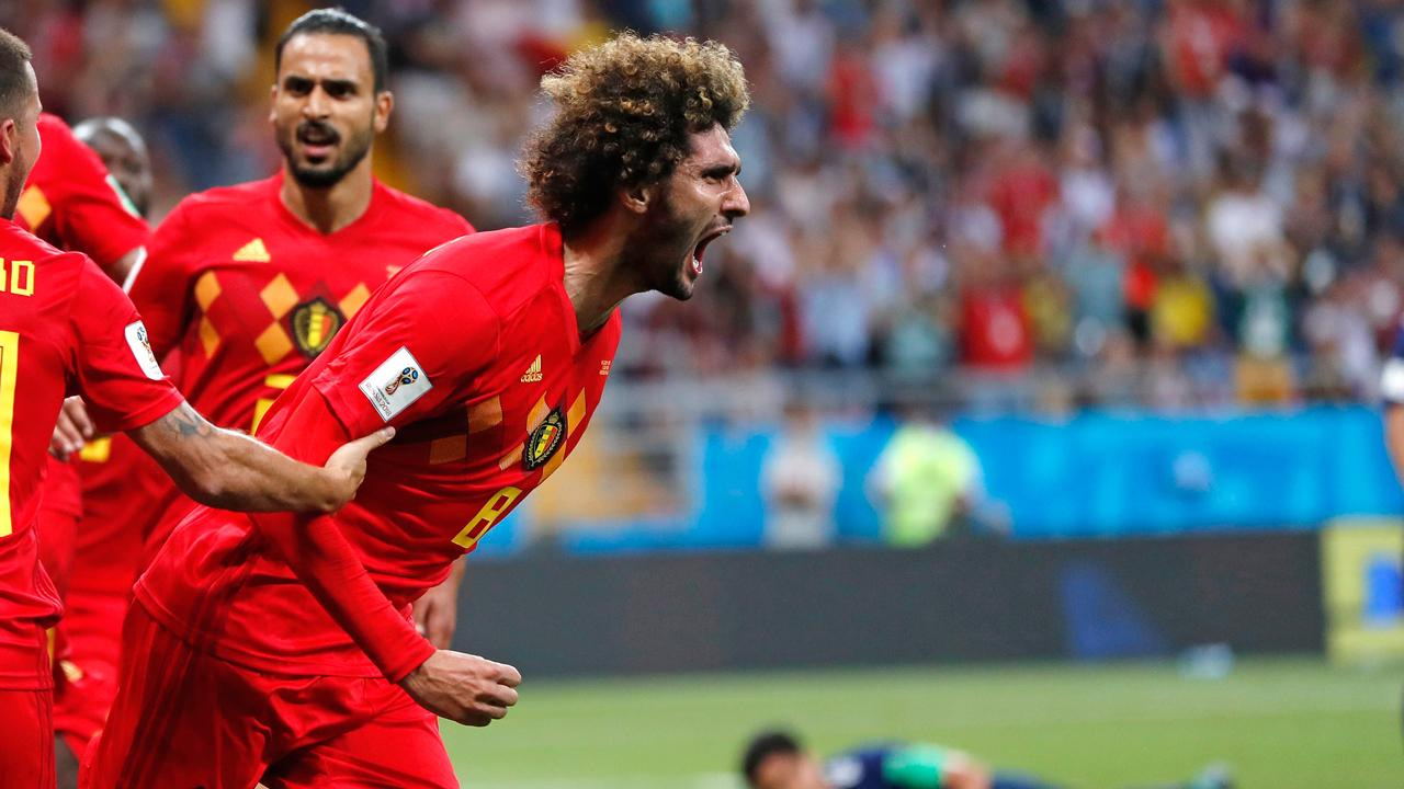 Belgium rolling as they head into clash with Brazil