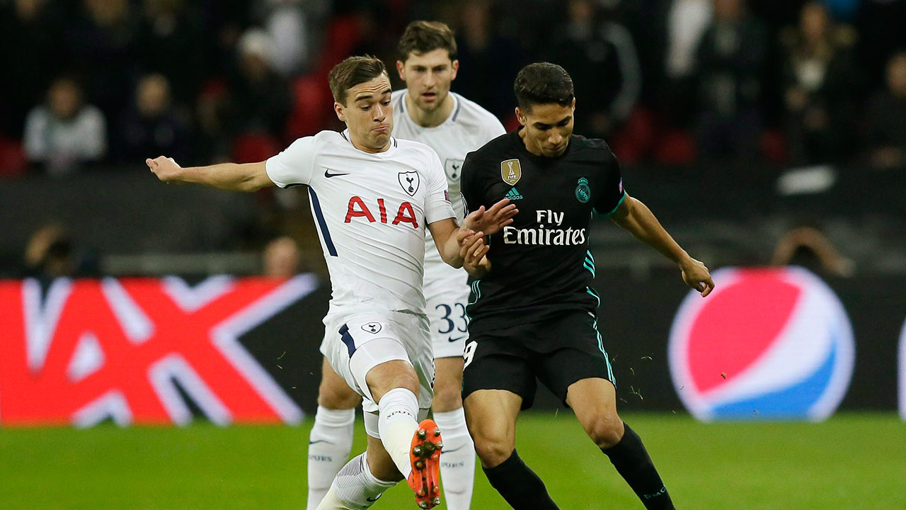 Real Madrid defender Achraf Hakimi joins Dortmund on loan