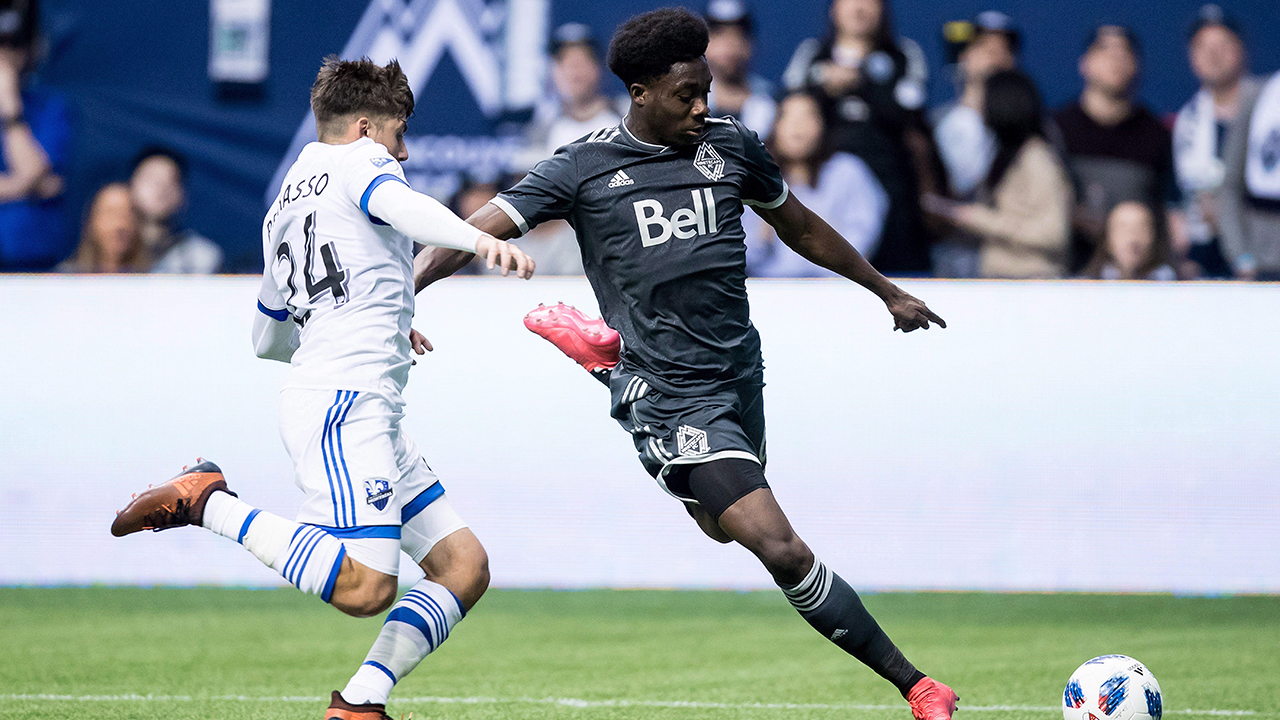 No need for Whitecaps to hold back Alphonso Davies down season stretch