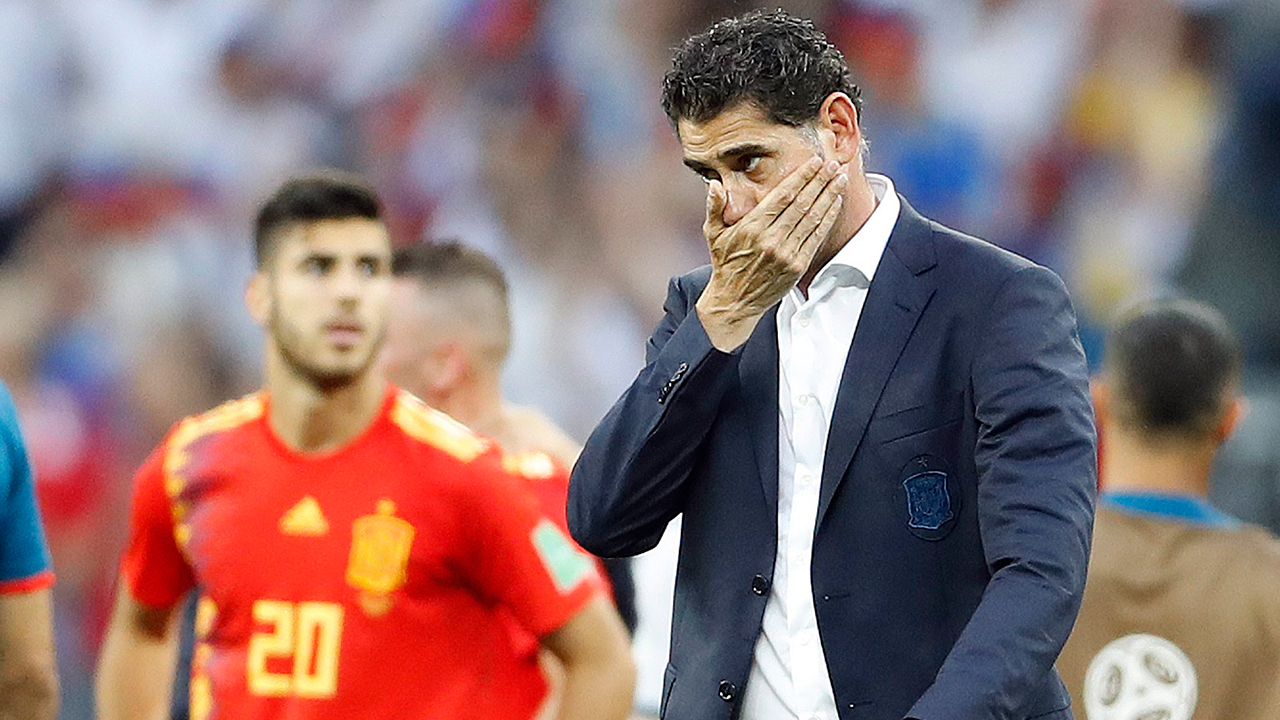 Did Lopetegui's firing come back to haunt Spain at World Cup?