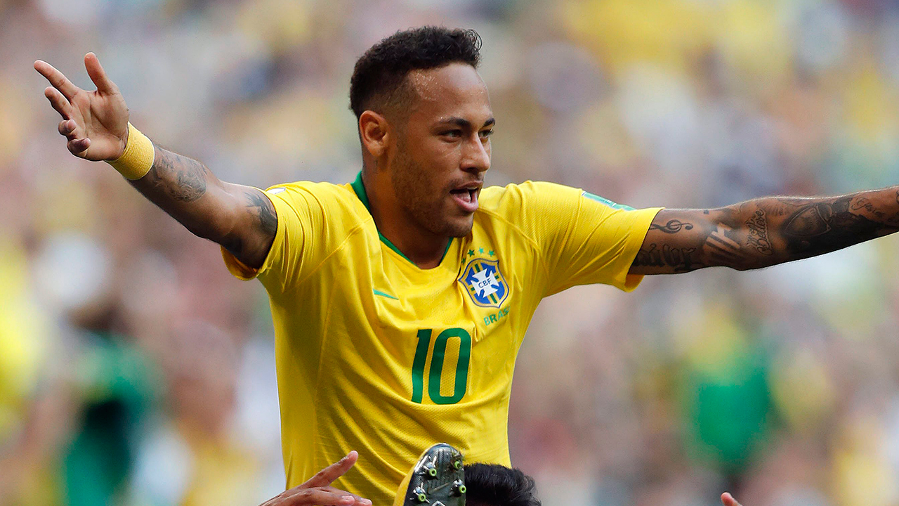 Neymar sends Brazil past Mexico, into World Cup quarterfinals