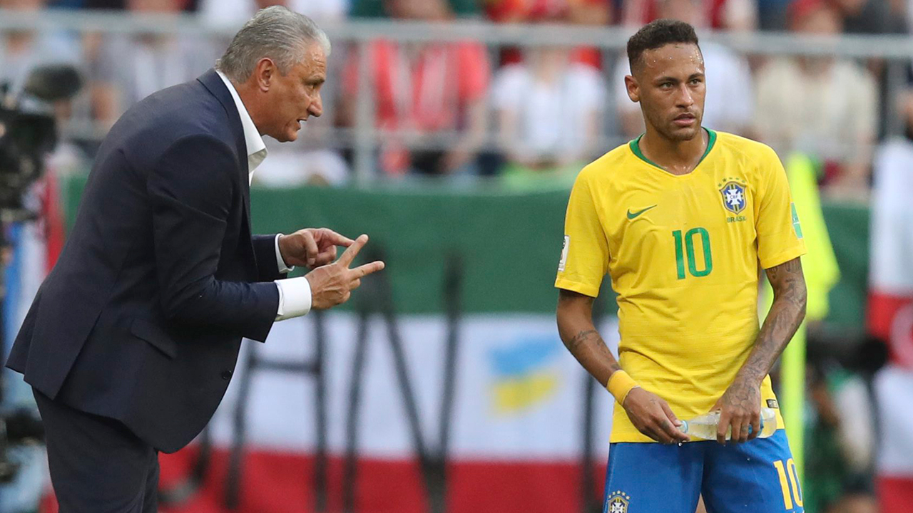 Martin Tyler: Still no clear favourite at the World Cup