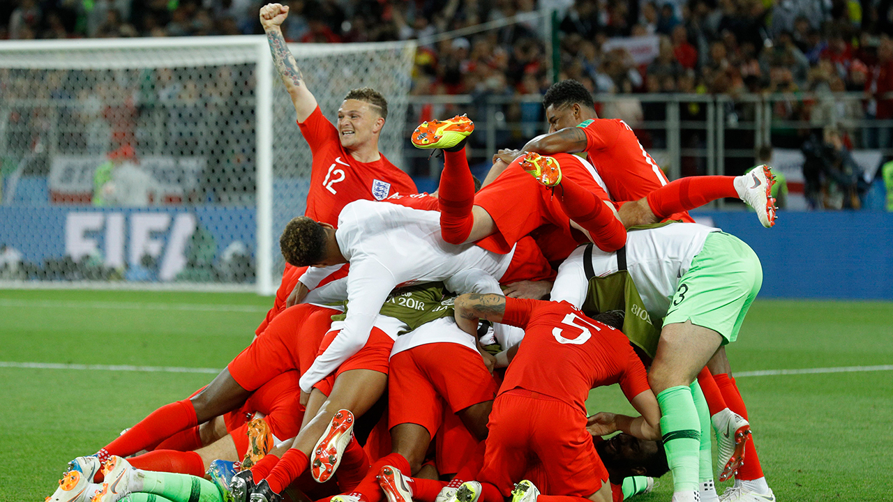 Danny Dichio on England feeling 'relaxed and free' for once