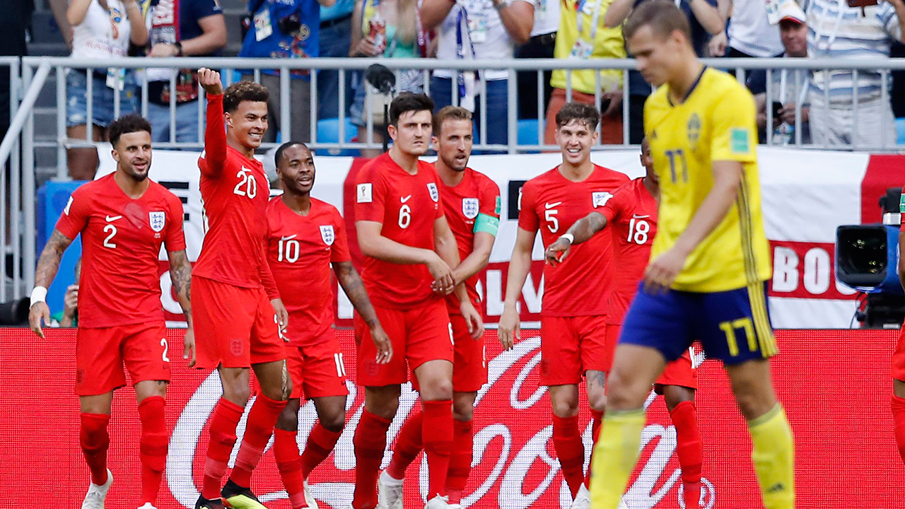England advances to first World Cup semifinal since 1990