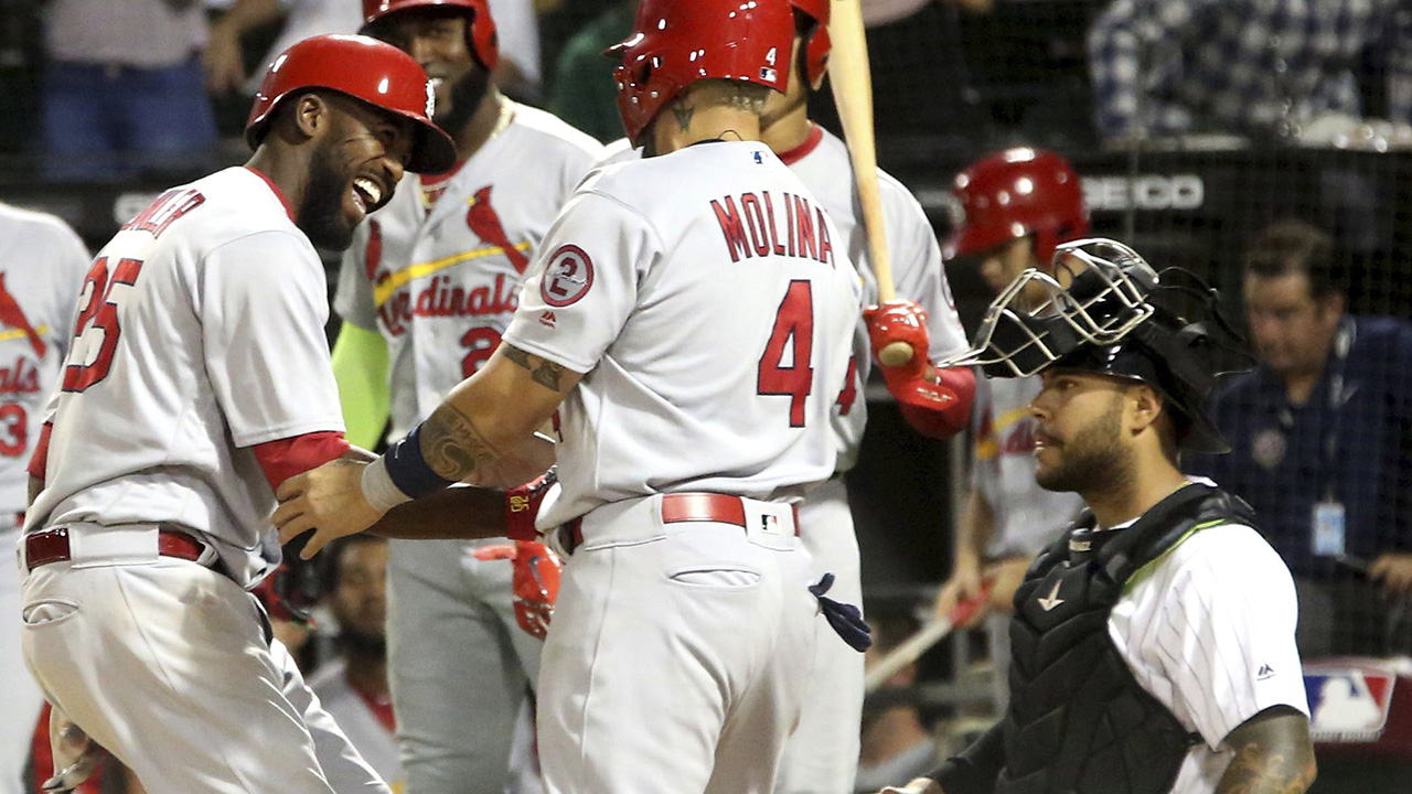 Fowler, Wong, Mikolas lead Cards to rout of White Sox