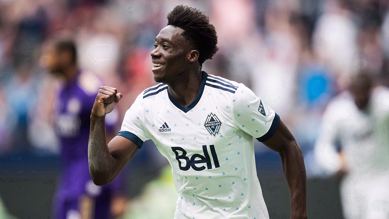 Whitecaps' Henry: No ceiling for Alphonso Davies at this point