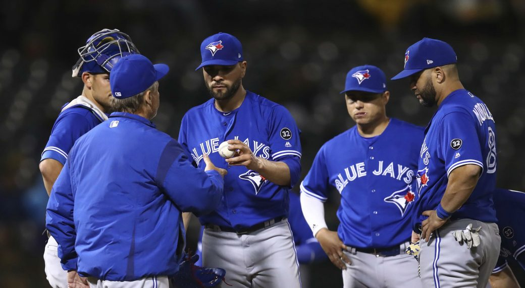 Mariners drop opener to Blue Jays