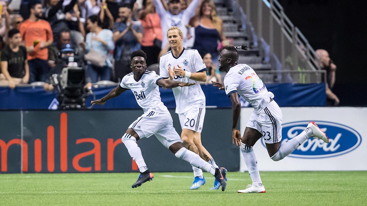 Vancouver wins, snaps Portland's 15-match unbeaten run