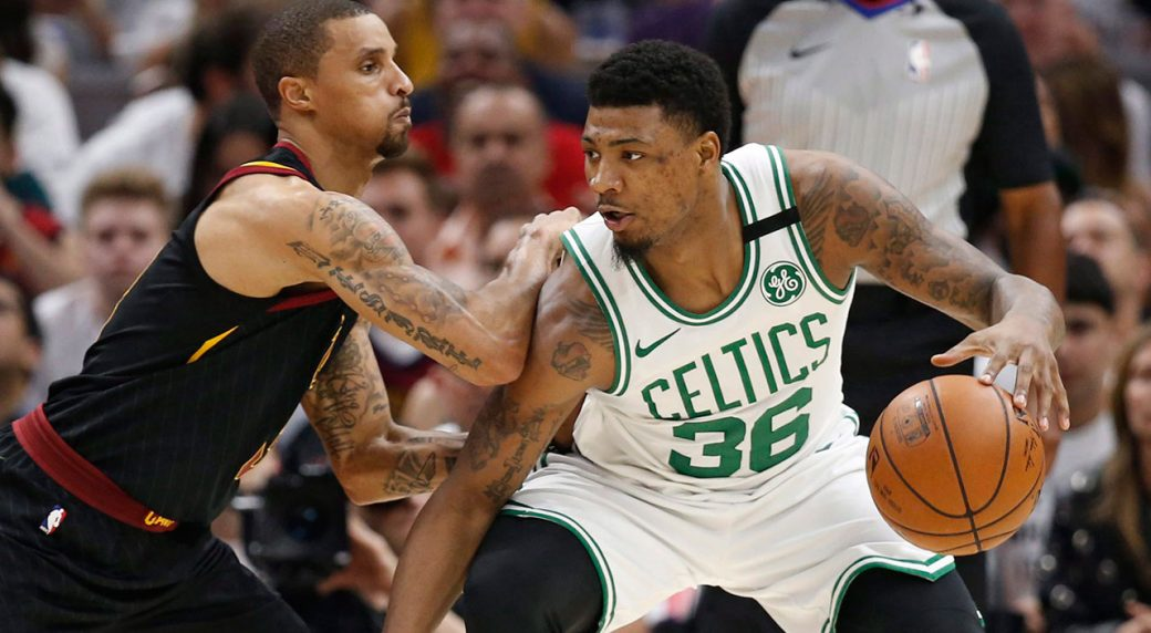 Report: Celtics sign RFA Marcus Smart to four-year, $52M deal - Sportsnet.ca
