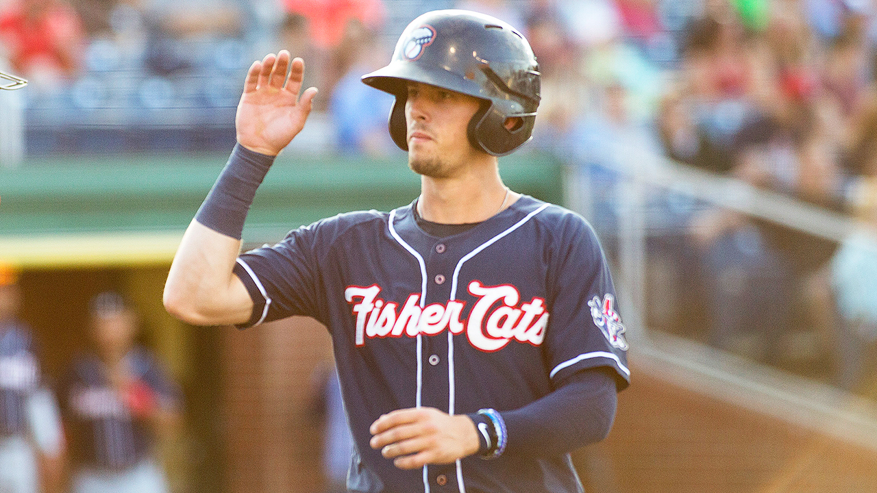 Cavan Biggio's added positional flexibility creates more pathways to majors